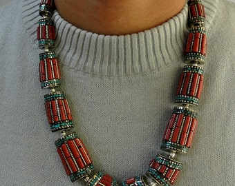 Beautiful Tibetan Necklace