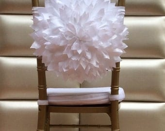 Sale!!! Flower chair sash. Free shipping!