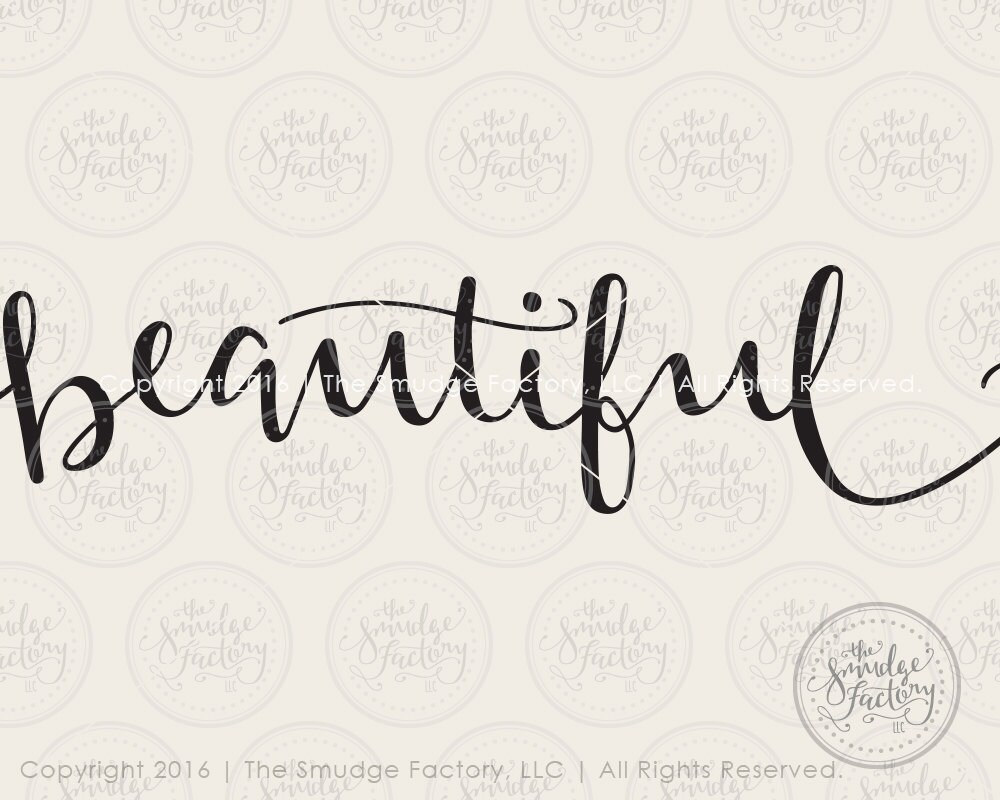 Create Beautiful Things Svg Cut File Creativity Hand