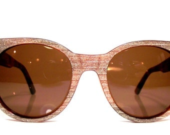 "french vintage - ""ZANZAN"" vintage sunglasses"