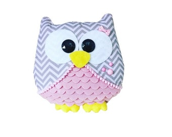 Owl Felt 9,84 Inches