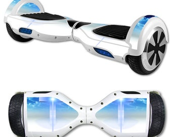 Skin Decal Wrap for Self Balancing Scooter Hoverboard unicycle Cross