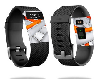 Skin Decal Wrap for Fitbit Blaze, Charge, Charge HR, Surge Watch cover sticker Modern World