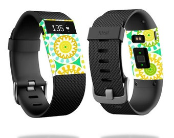 Skin Decal Wrap for Fitbit Blaze, Charge, Charge HR, Surge Watch cover sticker Slices