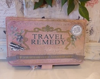 Travel Remedy Travel Wallet