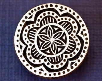 Flower Mandala Stamp