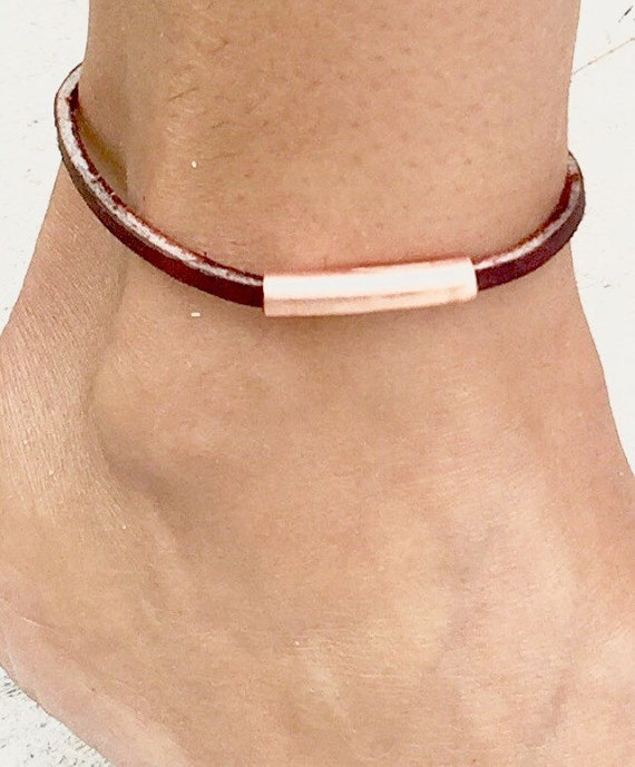 Bollinger ankle cuff bands