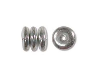 Czech Glass 6mm Discs - Full Labrador - Pack 50