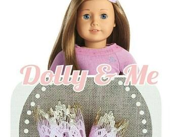 Dolly & Me lace crown set