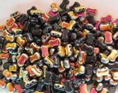 Jet Marea 2-Hole CoCo Vertical Beads (50)