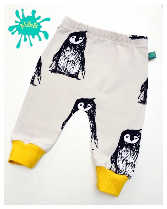 Penguin Baby Leggings