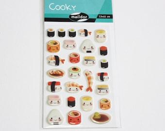 sticker sushi