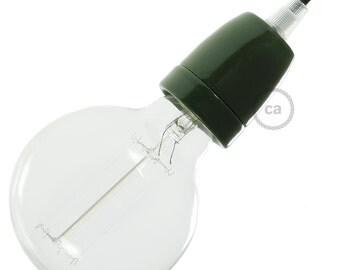 Porcelain Socket Kit - Green
