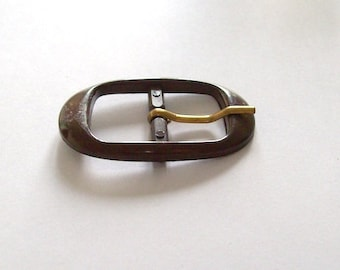 bag buckle Oval plastic buckle bag making buckle Size 5.5cm x 2.5cm