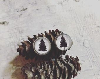 Pine Tree Studs