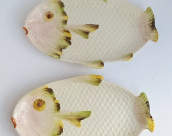 Ceramic Fish Serving Platter