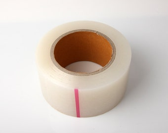 Package tape (clear type). anti scratch and dust film  Leather Craft tools MLT- P00000NB