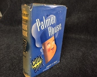 Palmer House Cook Book 1044 recipes -- 1940