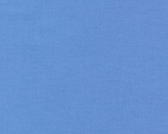 "Kona Cotton-""Blue Jay"" by Robert Kaufman-Yardage-Special Pricing"