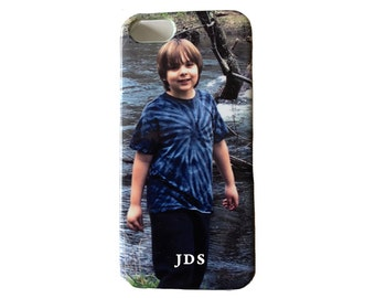 SALE!!! Custom Personalized iPhone5/5s Case w/ Your Photo or Picture + (Free Screen Protector)