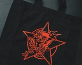 Red Rocket Tote