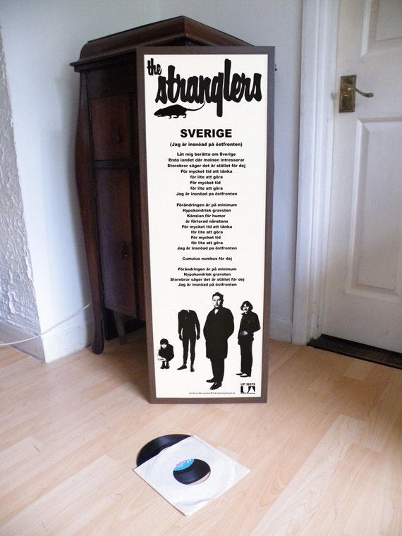 Stranglers, The - Sverige (Jag Är Insnöad På Östfronten)