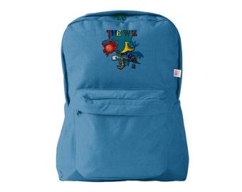 The Wiz - Bookbag