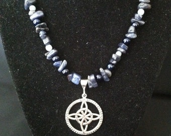 Silver Celtic Knot