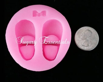 Baby Girl Shoe Mold
