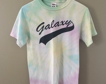 SALE*** Vintage Tie Dyed Galaxy T-Shirt