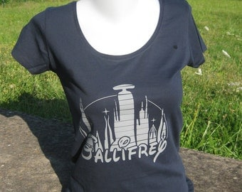 doctor who gallifrey disney t-shirt