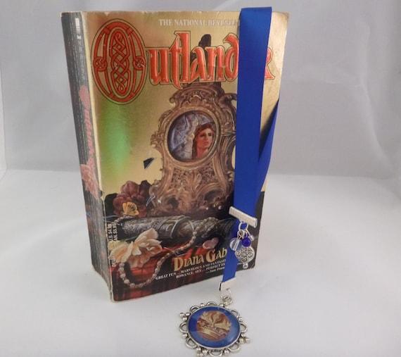 Ribbon bookmark inspired by Diana Gabaldon's Outlander from the Outlander series