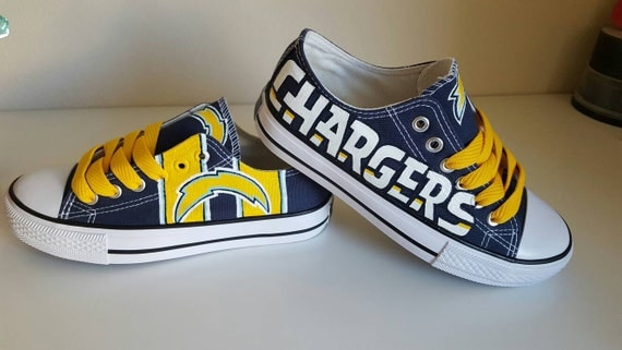 custom san diego chargers and by rubyroseslippers