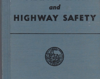 Traffic laws etsy for Department highway safety motor vehicles