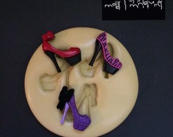 High-Heels Silicone Mold