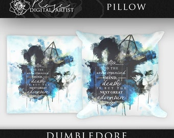 Dumbledore | Harry Potter - Pillow