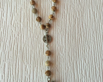 Rosary travel or luck