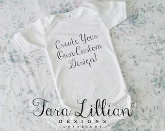 Custom Onesie or Tshirt