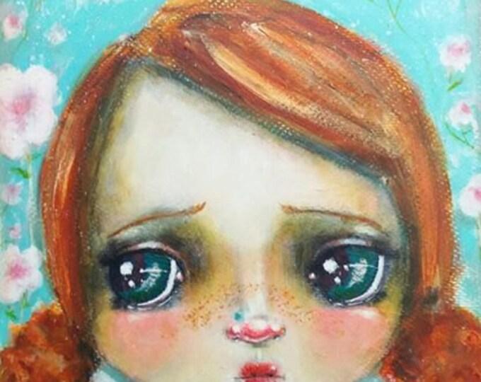 Barbara original Painting