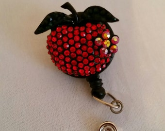 Apple Badge Holder