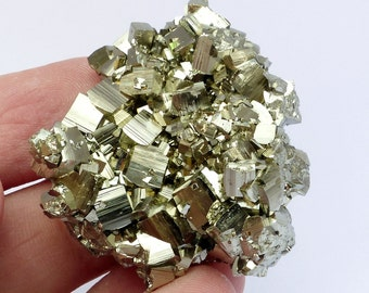 Amazing Pyrite ,Fool's Gold,  Crystal, Mineral