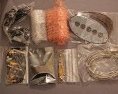 5-tube Nixie Thermometer V2 complete kit, excluding case.