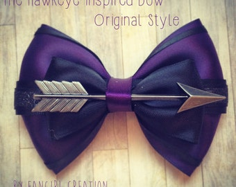 The Hawkeye Inspired Bow