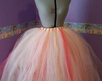 Romantically Full Adult Tulle Skirt - Variety of Lengths Available