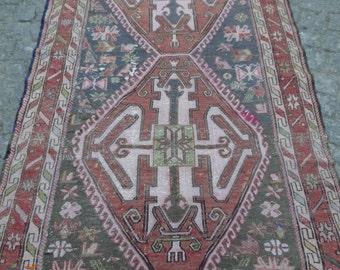 kilim rug,41x70in.-105x177cm   ref.n.:143