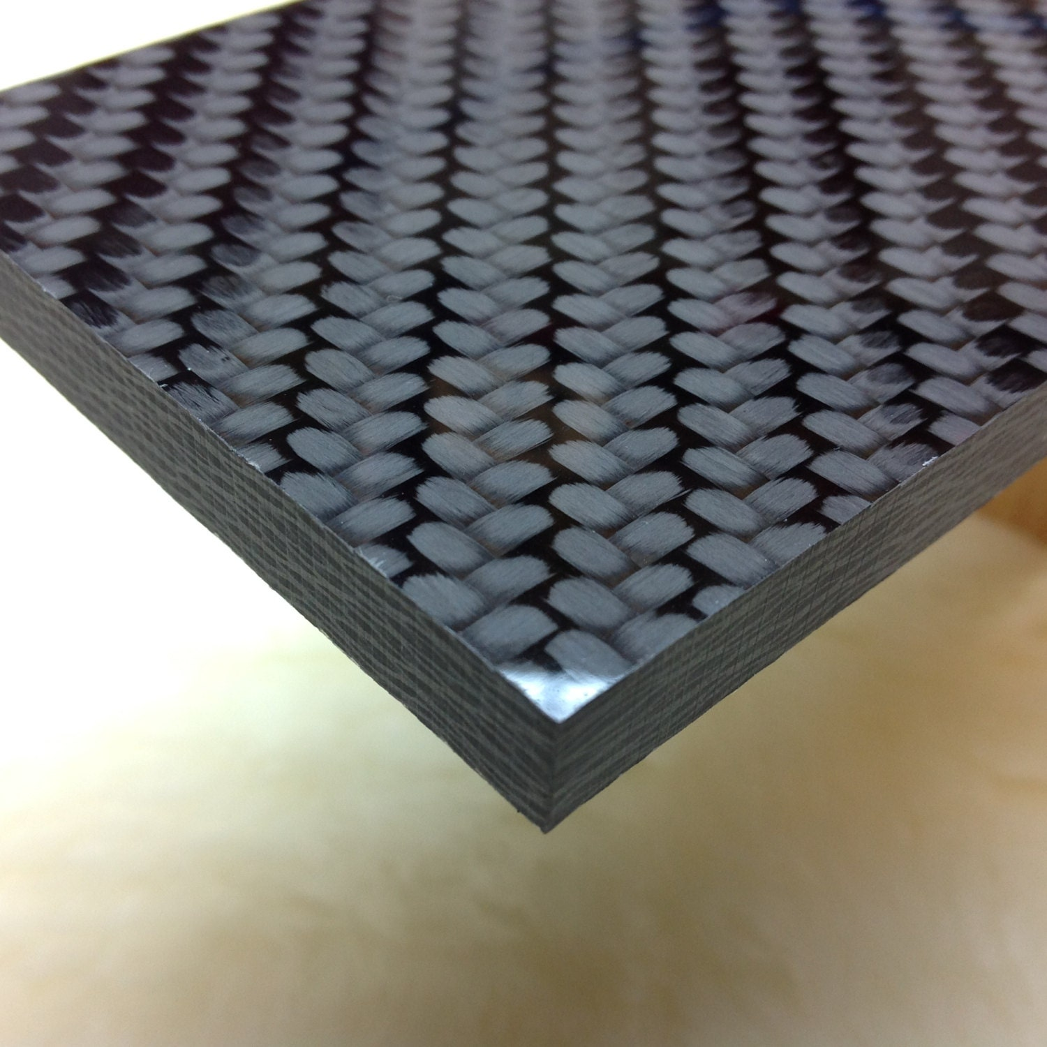 High Quality Solid Carbon Fiber Plate 1 4 Quot Thick Sold In