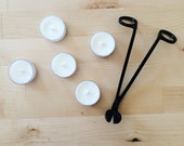 Soy Candle Sample Tealight Scent Kit - 5 Tealights