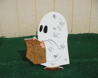 Peanuts Pigpen Halloween Sign