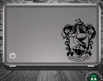 Ravenclaw House Crest Decal - Movie Version