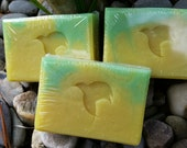 Ginger Lime Handmade Soap